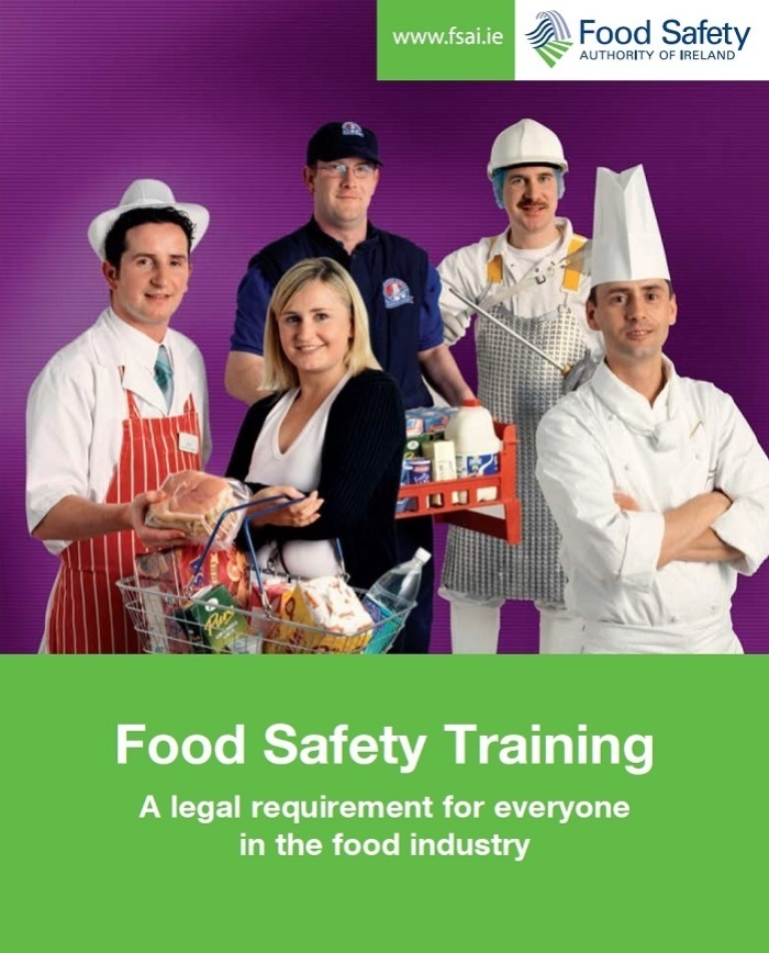 Food Safety Training is a legal requirement