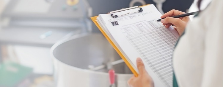 Food Safety Training and Record Keeping